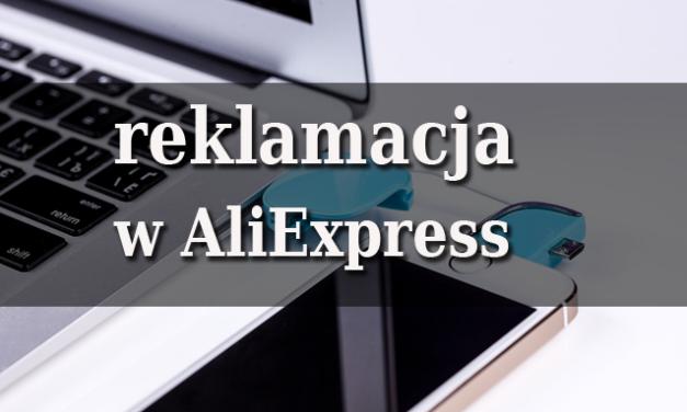 Reklamacje w AliExpress z wykorzystaniem regulaminu serwisu